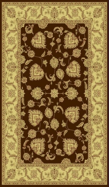 Brown 58020 600 Legacy Rug By Dynamic
