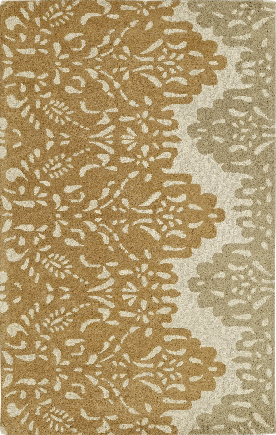 Dynamic Palace 5567 109 Gold Beige Rug