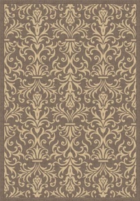 Brown 2742 3009 Piazza Outdoor Rug By Dynamic