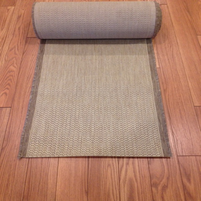 Havana Natural - 26 Inch Wide Finished Runner - Price is Per Foot