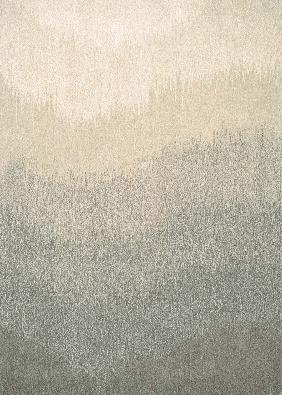 Couristan Super Indo Natural 2138/7822 Neutral Ombre Grey Rug