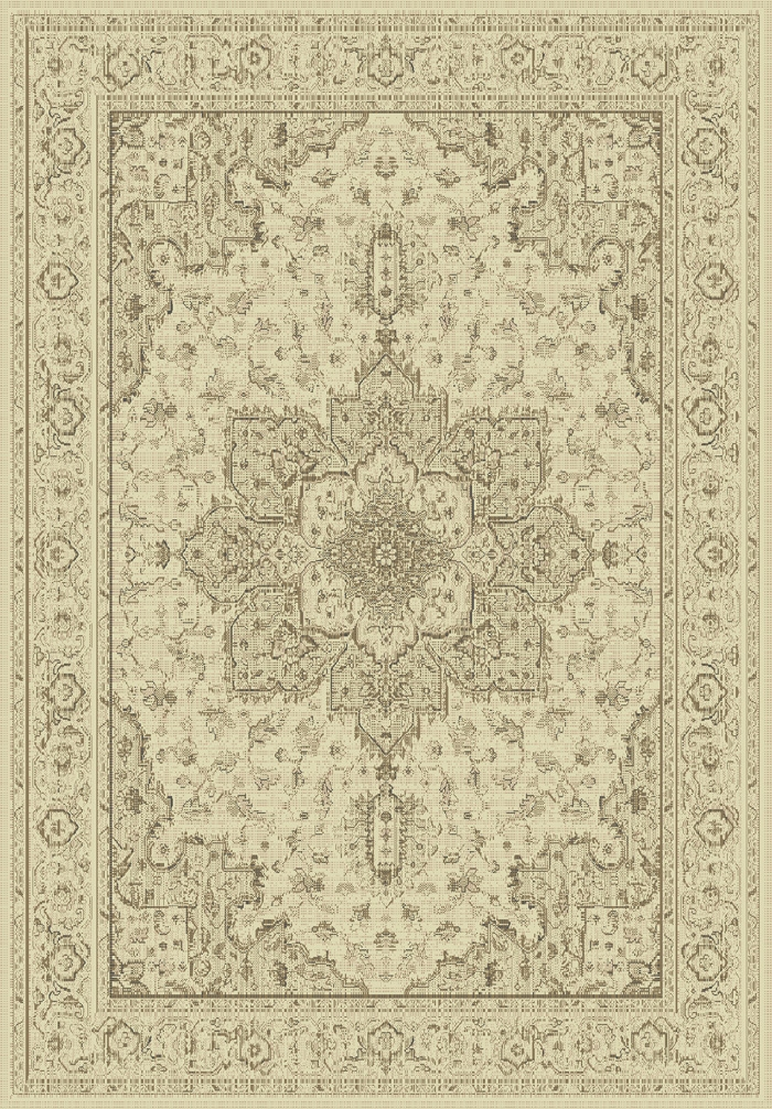 Imperial 622 100 Cream Rug by Dynamic