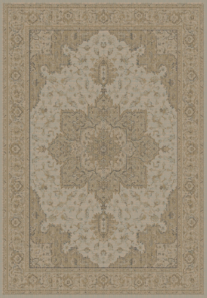 Imperial 622 600 Faded Taupe Rug by Dynamic