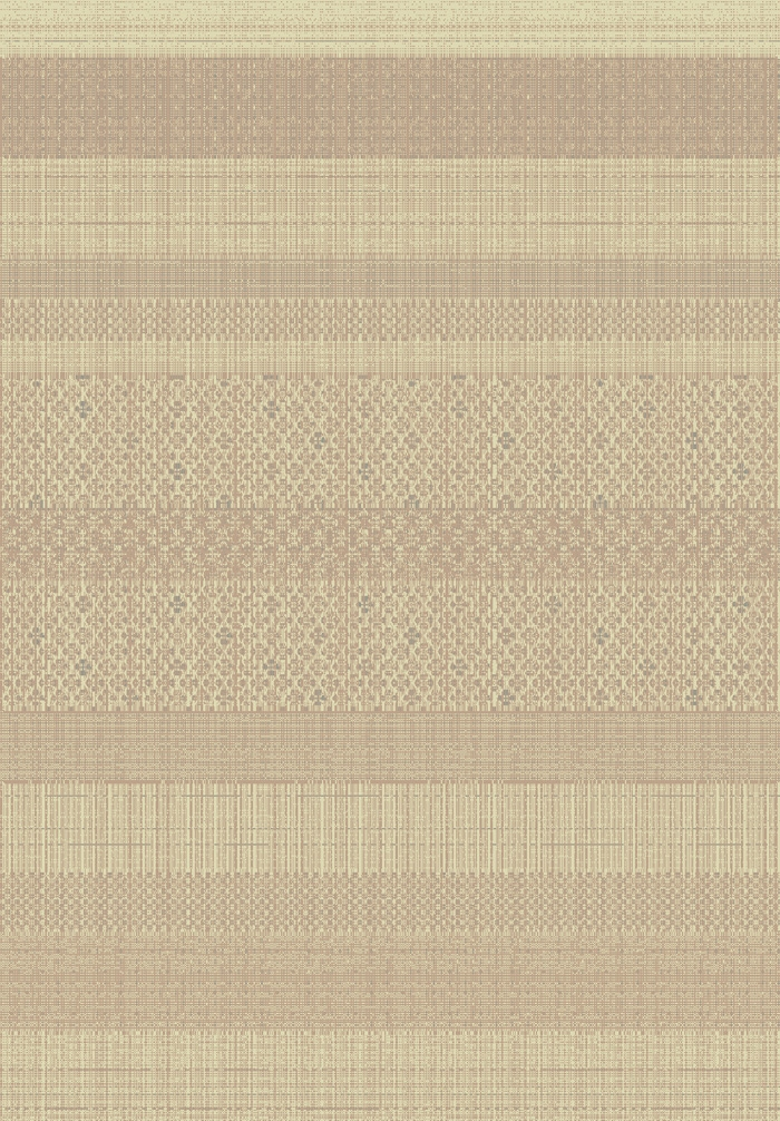 Imperial 623 100 Cream Multi Rug by Dynamic