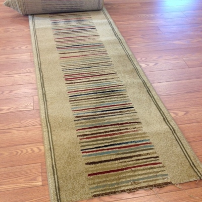 Jango Multi - 26 Inch Wide Finished Runner - Price is Per Foot