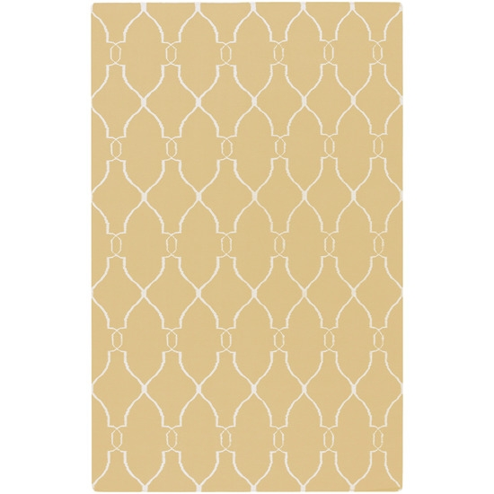 Fallon FAL-1001 Yellow Ivory Rug by Surya