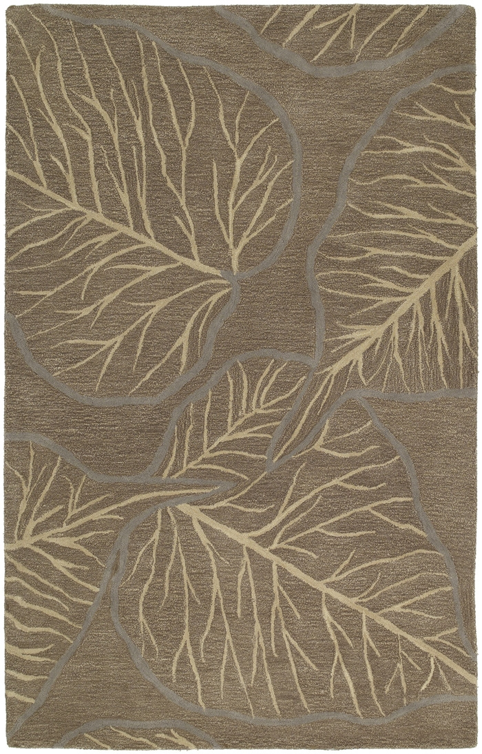 Astronomy 3405 Newton Chocolate 40 Rug by Kaleen