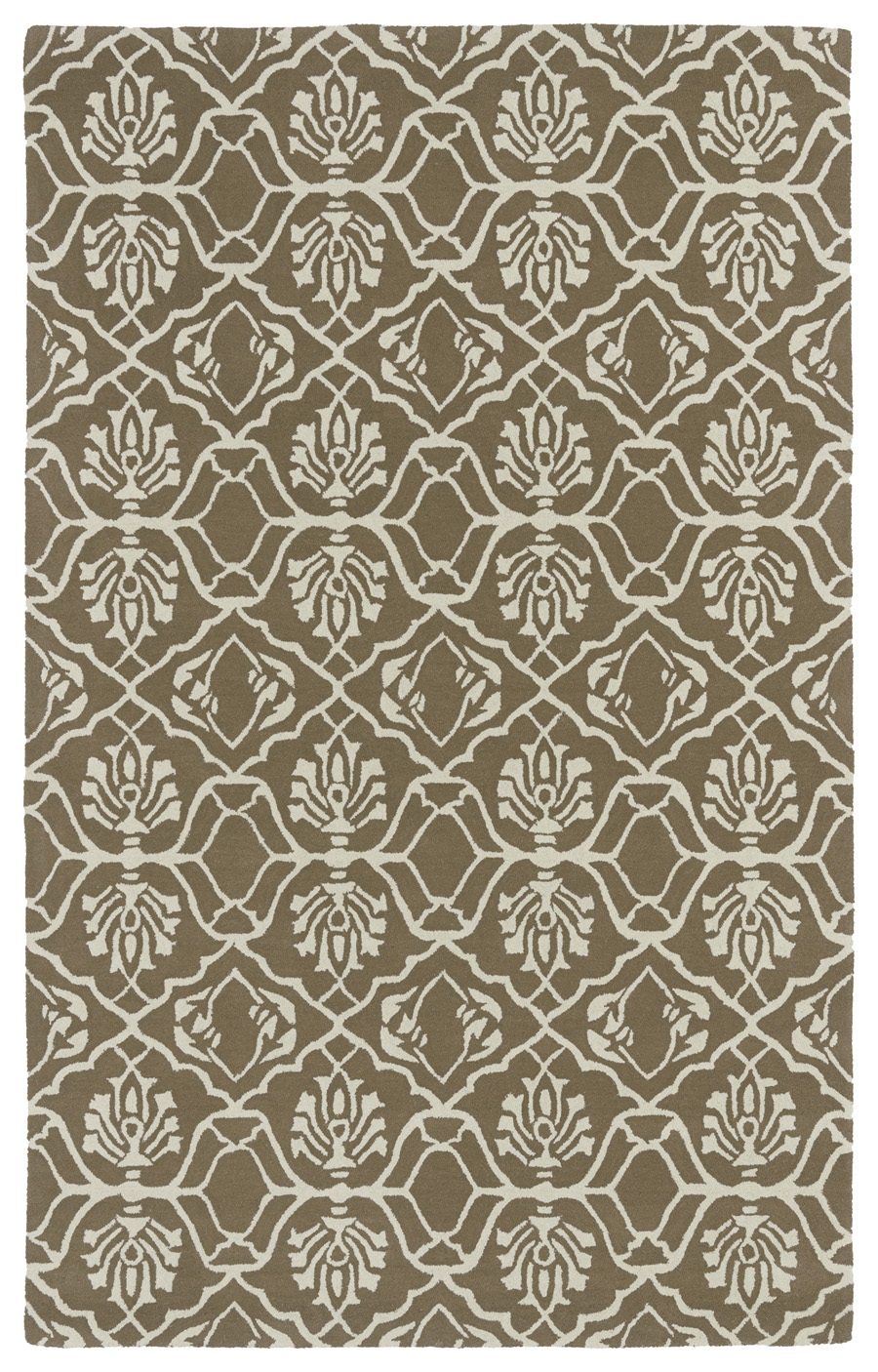 Kaleen Evolution EVL01 82 Light Brown Rug