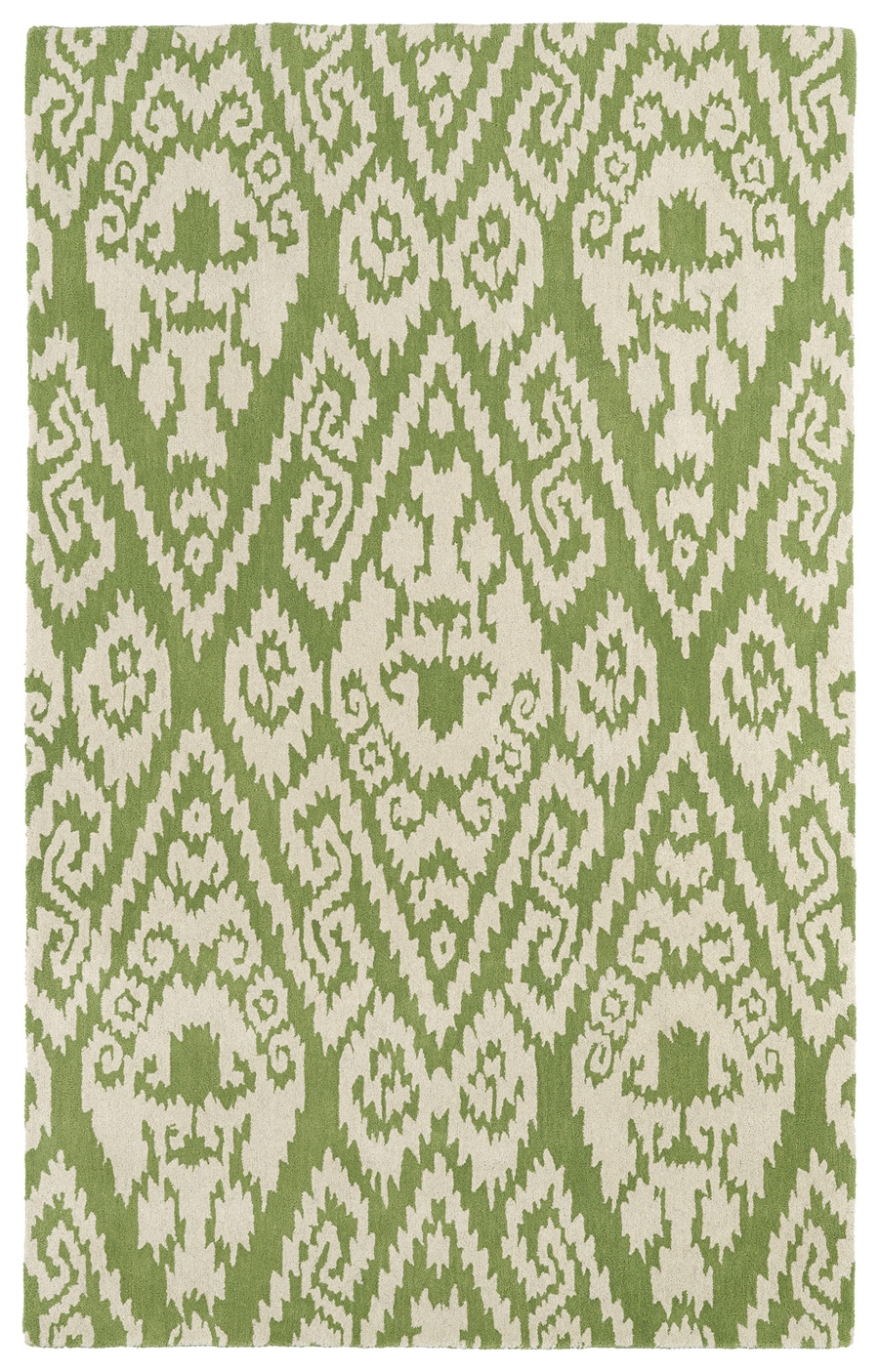 Kaleen Evolution EVL02 50 Green Rug