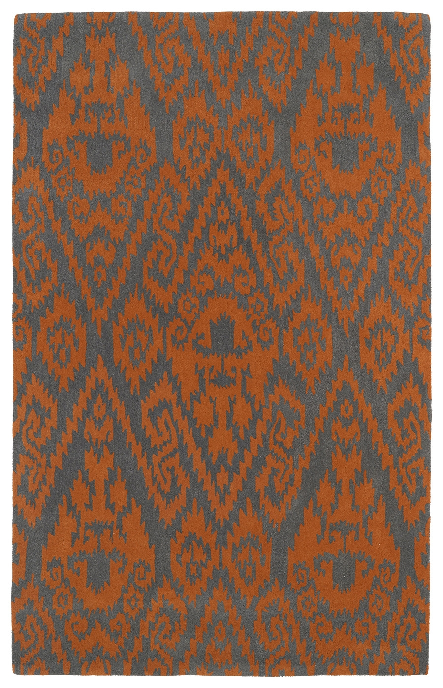 Kaleen Evolution EVL02 89 Orange Rug