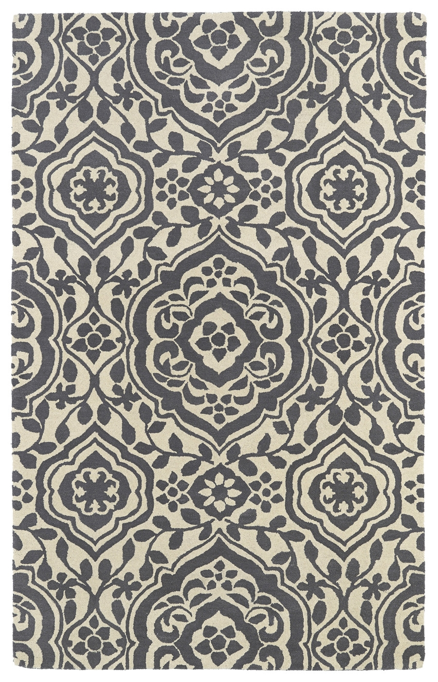 Kaleen Evolution EVL04 75 Grey Rug
