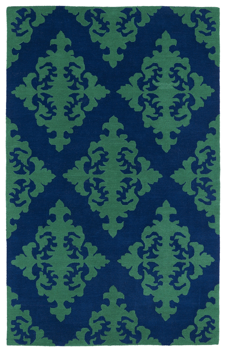 Kaleen Evolution EVL05 22 Navy Rug