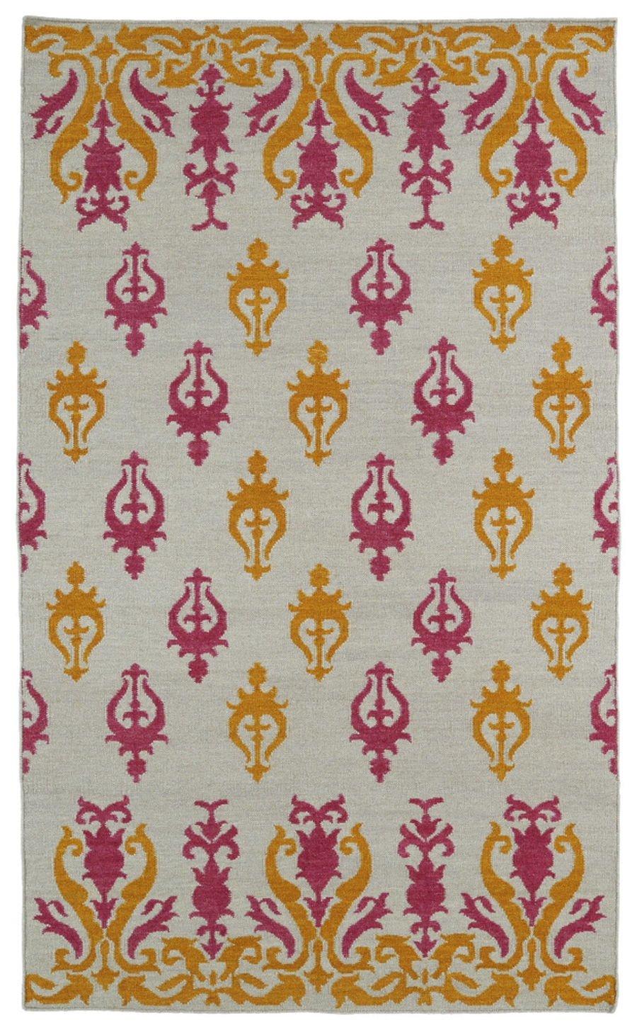 Kaleen Glam GLA04 82 Light Brown Area Rug