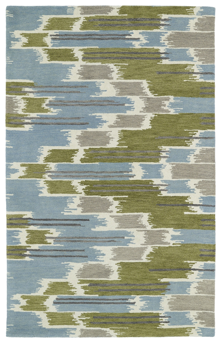 Kaleen Global Inspirations GLB02 70 Wasabi Area Rug