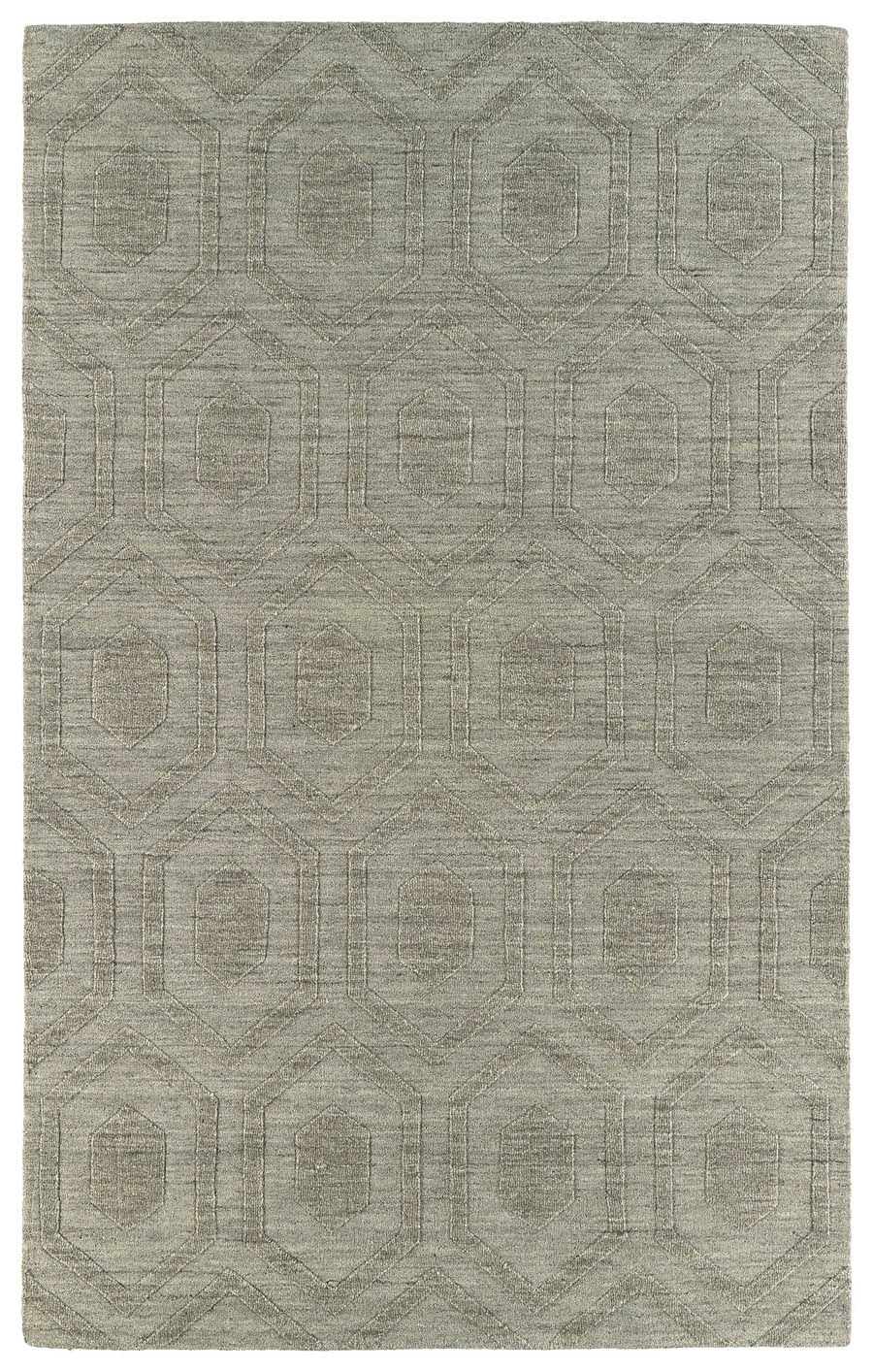 Kaleen Imprints Modern IPM01 82 Light Brown Rug