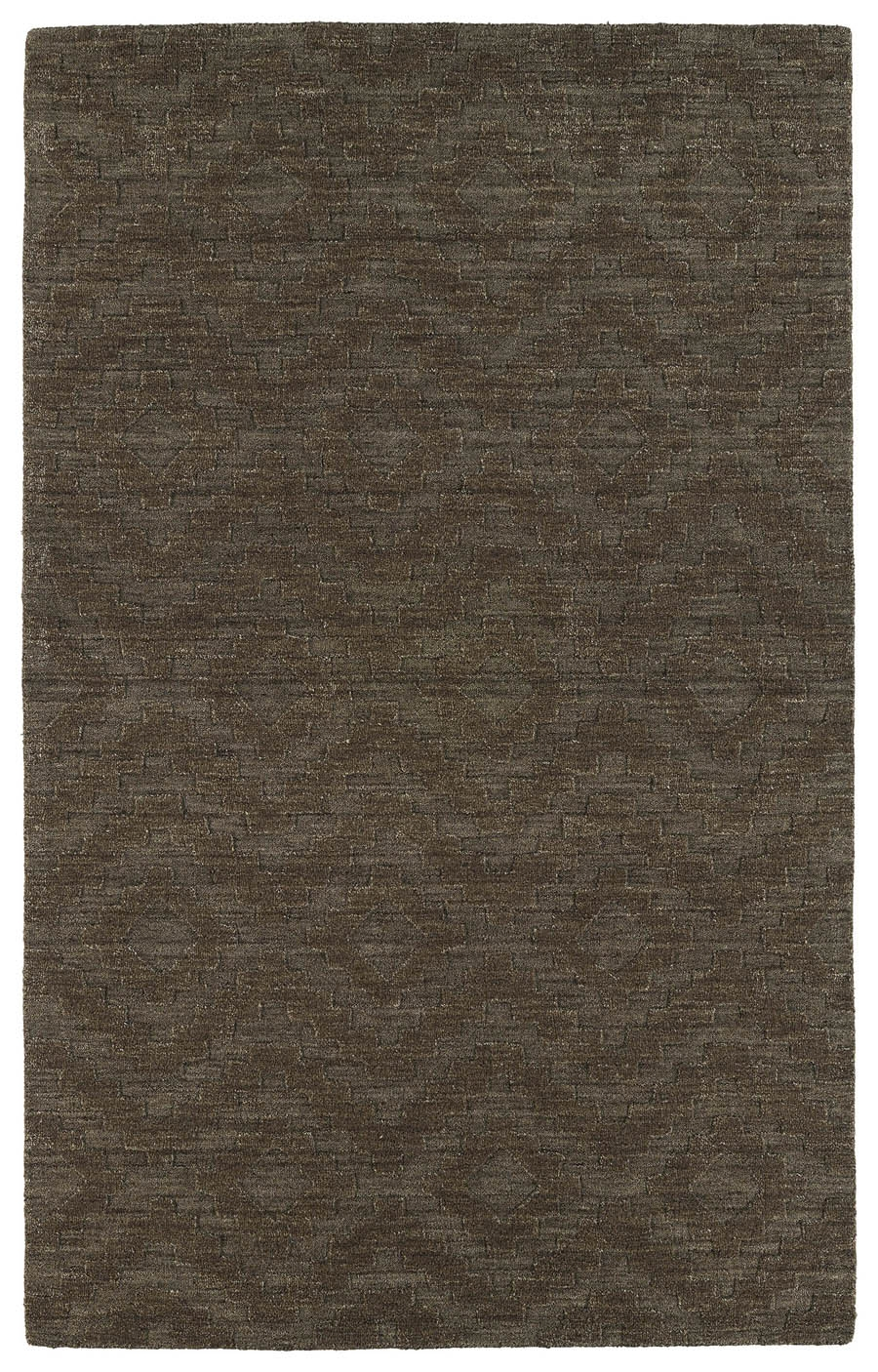 Kaleen Imprints Modern IPM04 40 Chocolate Rug