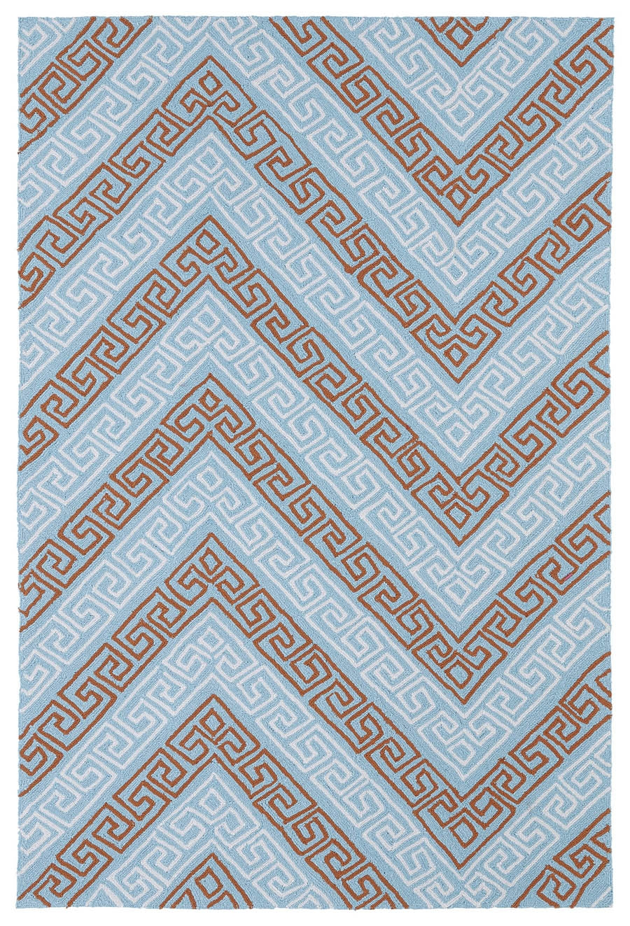 Kaleen Matira MAT11 79 Light Blue Rug