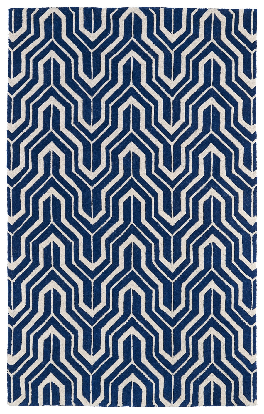 Kaleen Revolution REV01 22 Navy Rug