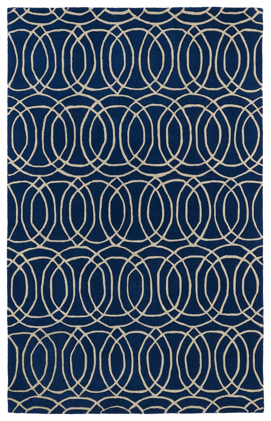 Kaleen Revolution REV02 22 Navy Rug