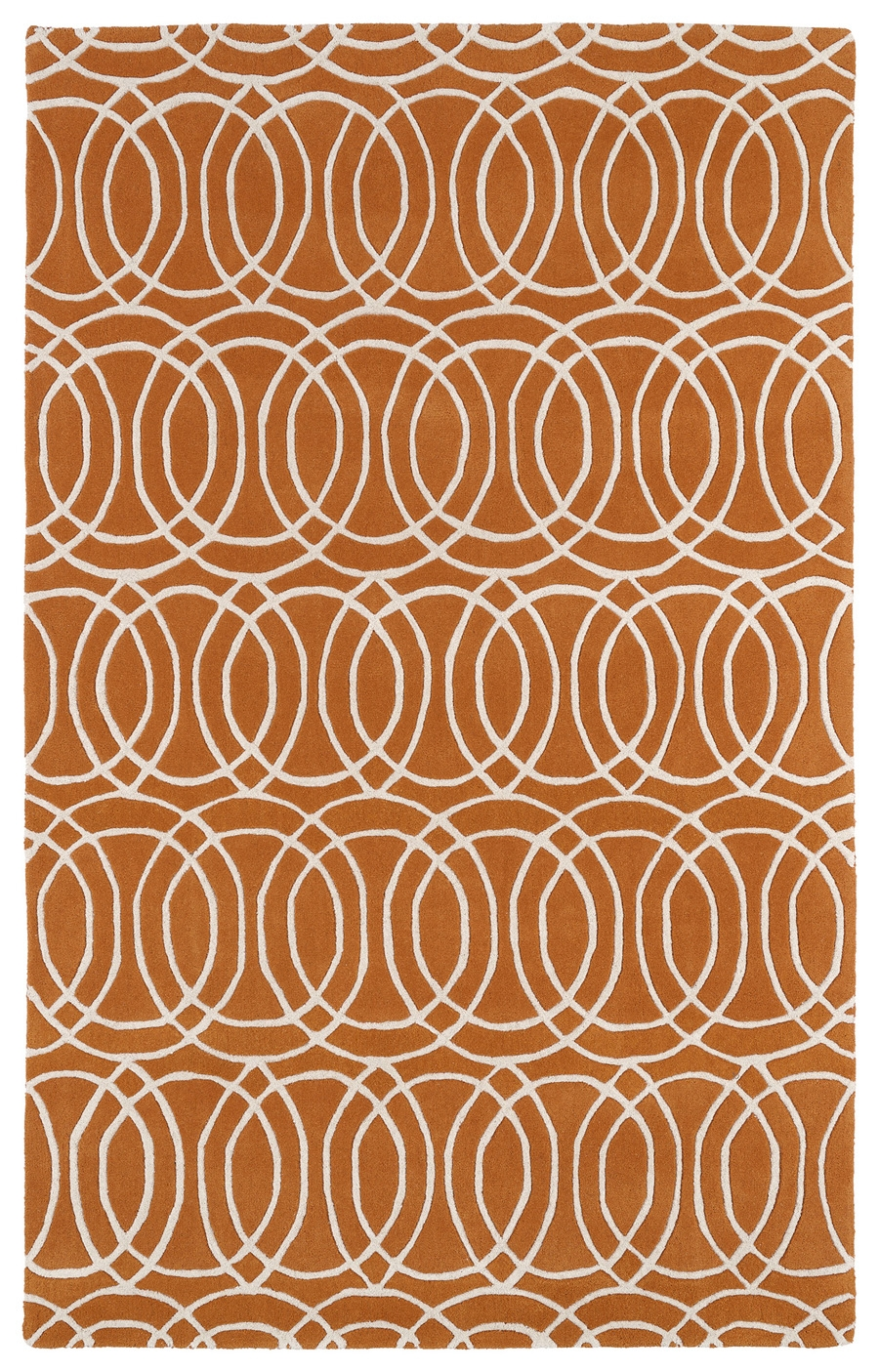 Kaleen Revolution REV02 89 Orange Rug