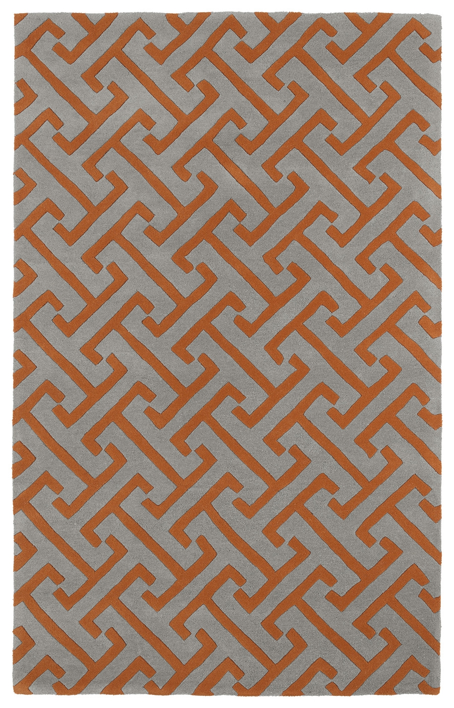Kaleen Revolution REV04 75 Grey Rug