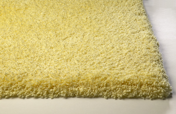 Bliss 1574 Canary Yellow Rug by Kas