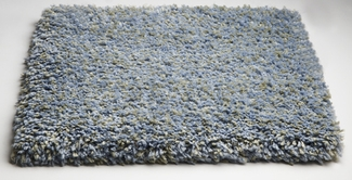 Bliss 1582 Blue Heather Rug by Kas