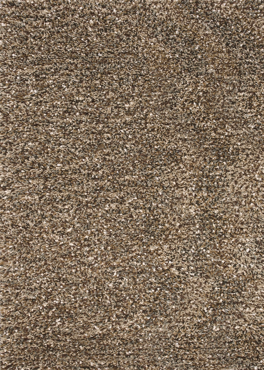 Loloi Cleo Shag CO-01 Brown Multi Rug