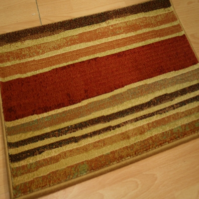 """Luna 68946-3030 Stripe Scapes Carpet Hallway and Stair Runner - 31"""" x 10 ft"""