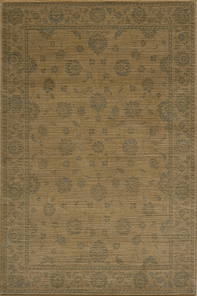 Belmont BE-02 Beige Rug by Momeni