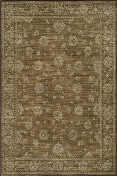 Belmont BE-02 Brown Rug by Momeni
