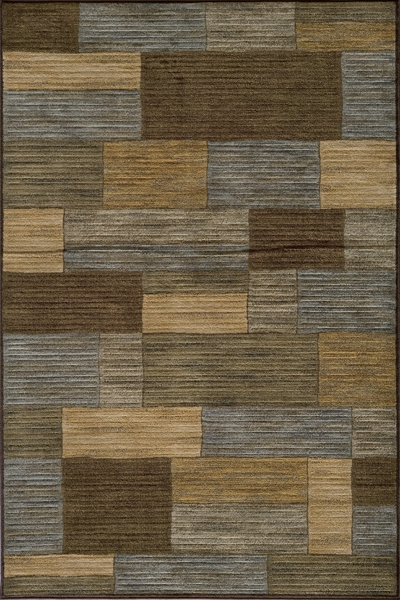 Dream DR-04 Brown Rug by Momeni