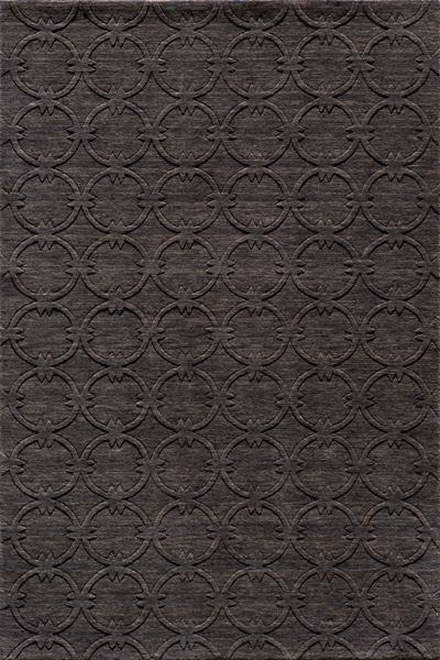 Gramercy GM-13 Charcoal Rug by Momeni