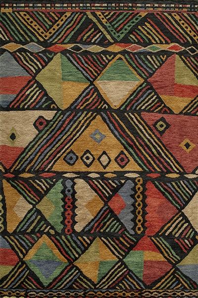 Momeni Madagascar Mdg 6 Multi Rug