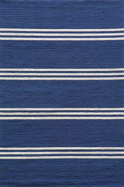 Veranda VR-16 Maritime Blue Outdoor Rug by Momeni