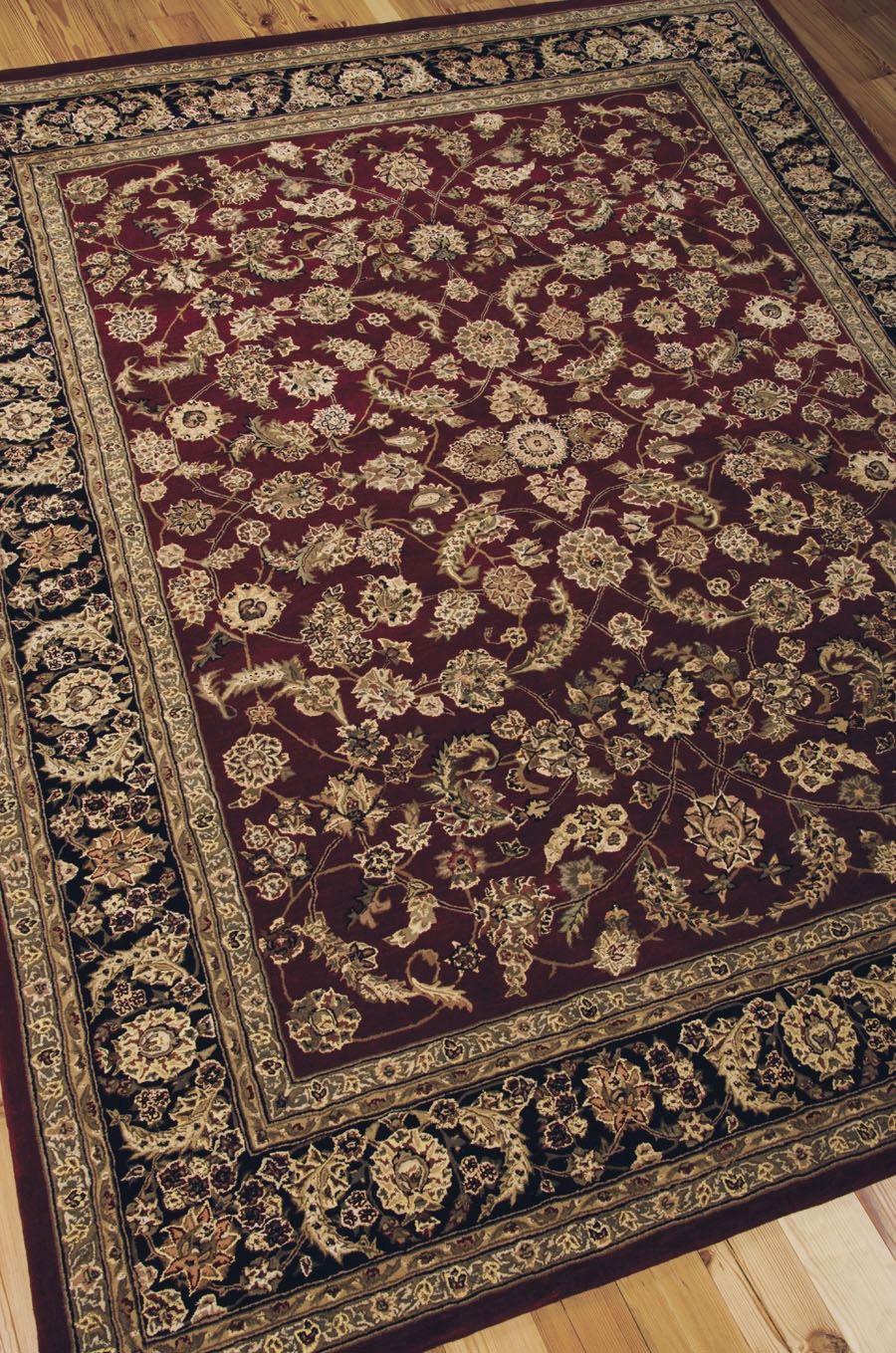 Nourison 2000 Collection Nourison Wool And Silk Rugs