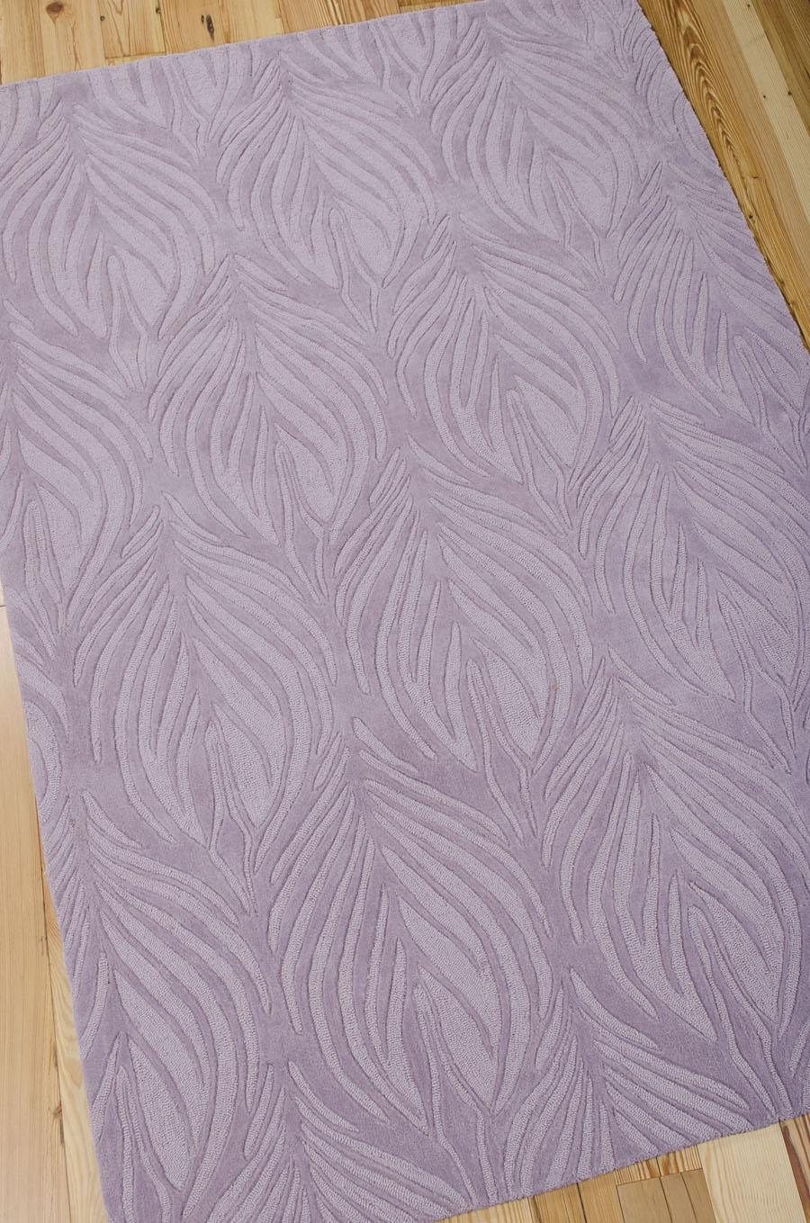 contour con lavender rug by nourison. purple rugs