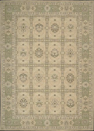 Persian Empire PE23 Sand Rug by Nourison