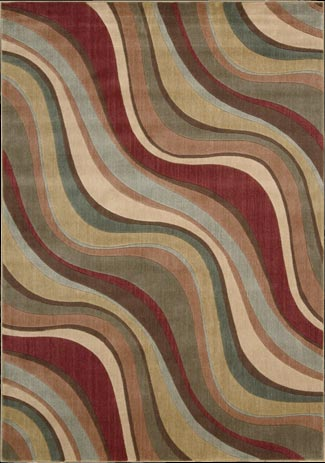 Somerset ST81 Multi Rug by Nourison