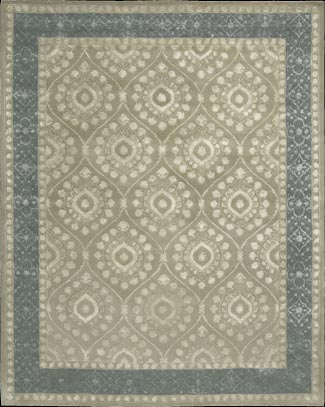 Symphony SYM07 Taupe Rug by Nourison