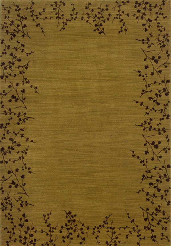 Oriental Weavers Sphinx Allure 004b1 Gold Rug
