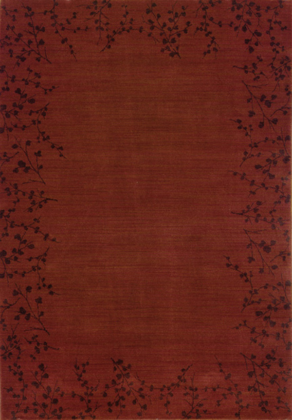 Oriental Weavers Sphinx Allure 004c1 Red Rug