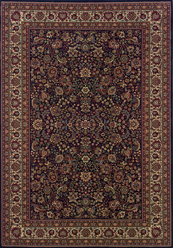 Oriental Weavers Sphinx Ariana 113b2 Dark Blue Rug