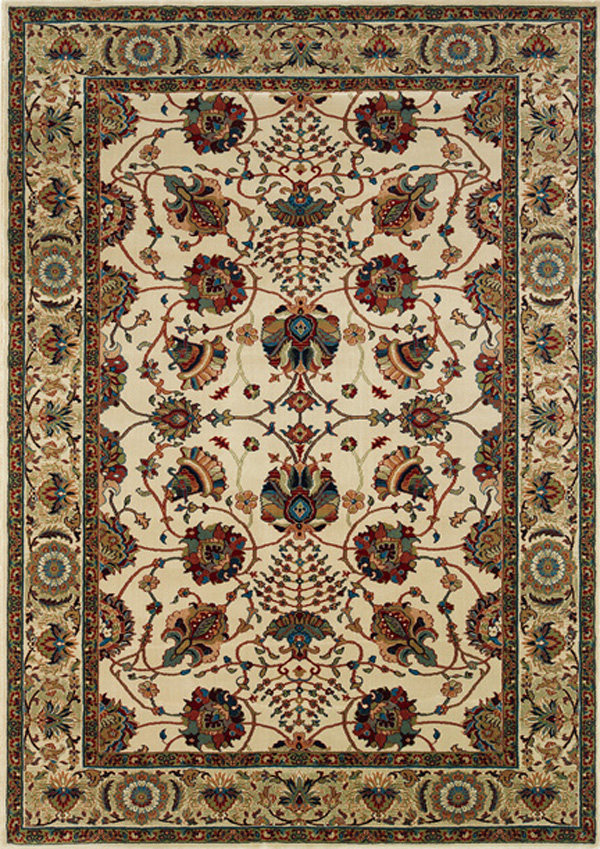 Oriental Weavers Sphinx Ariana 431o3 Light Beige Rug