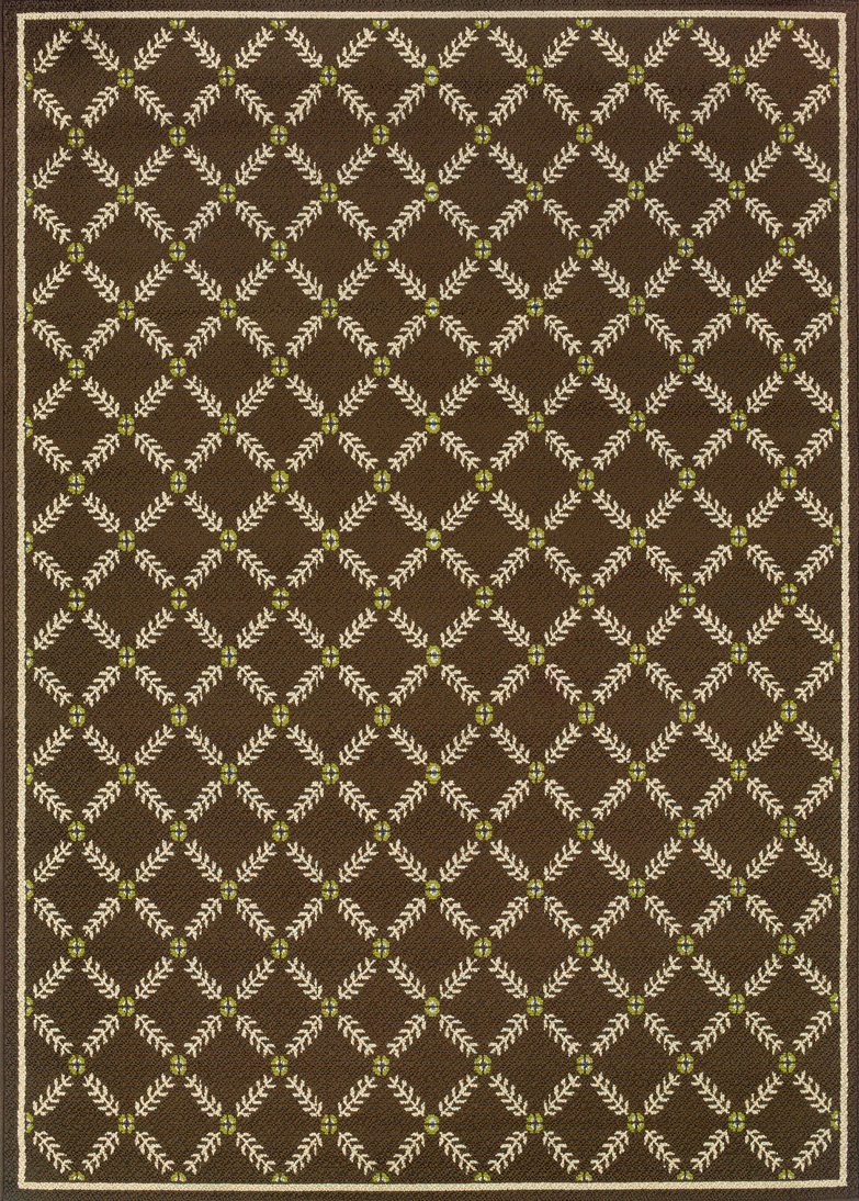Oriental Weavers Sphinx Caspian 6997n Outdoor Rug