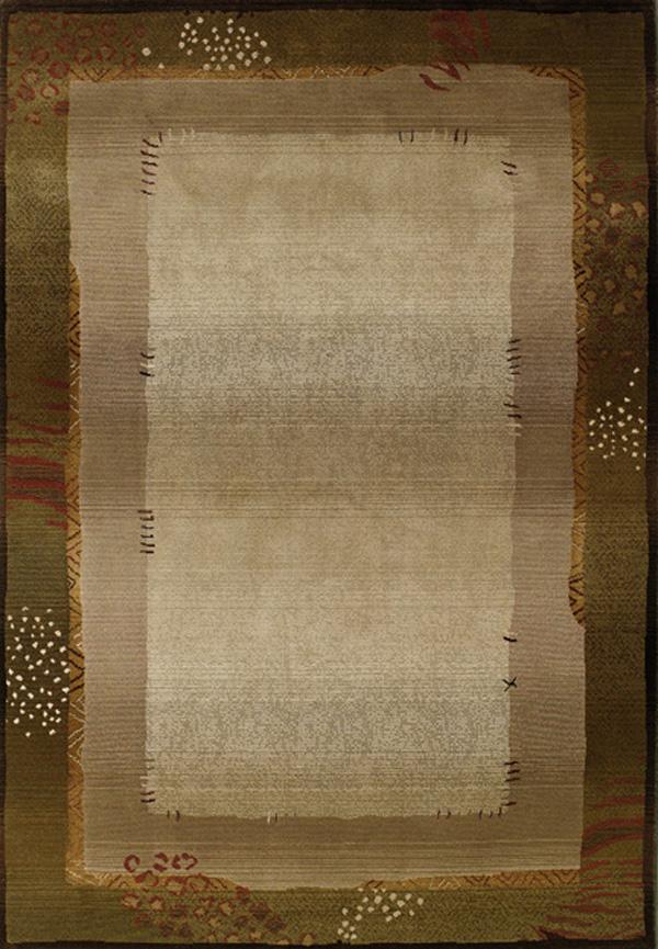 Oriental Weavers Sphinx Generations 112g1 Medium Green Rug