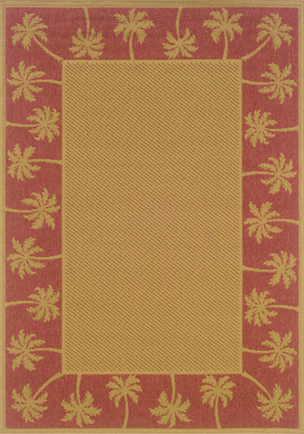 Oriental Weavers Sphinx Lanai 606c Outdoor Rug