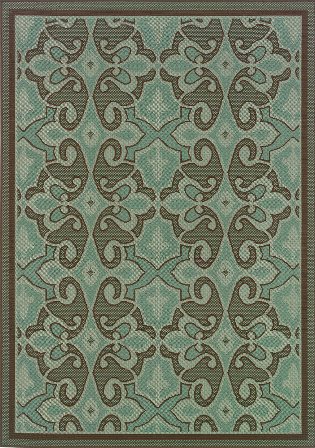 Oriental Weavers Sphinx Montego 2335l Outdoor Rug