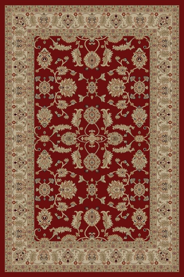 Payless Brilliance 0444 Red Rug