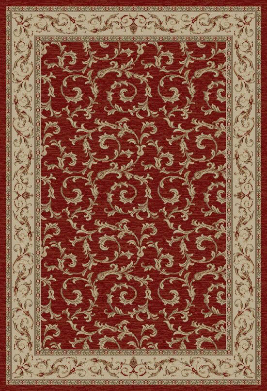 Payless Brilliance 0934 Red Rug